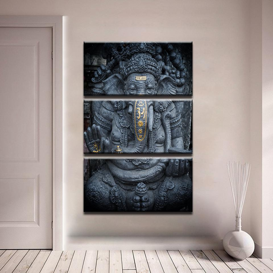 Ganesha Canvas
