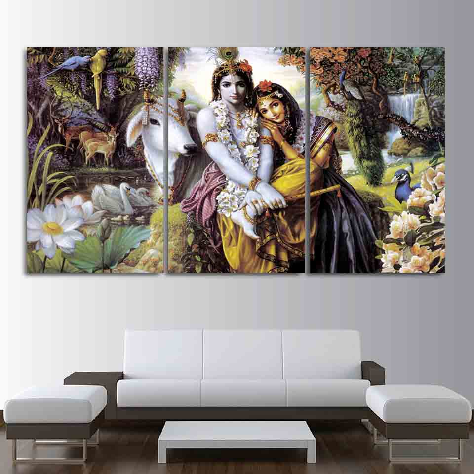 Love Shiva Canvas