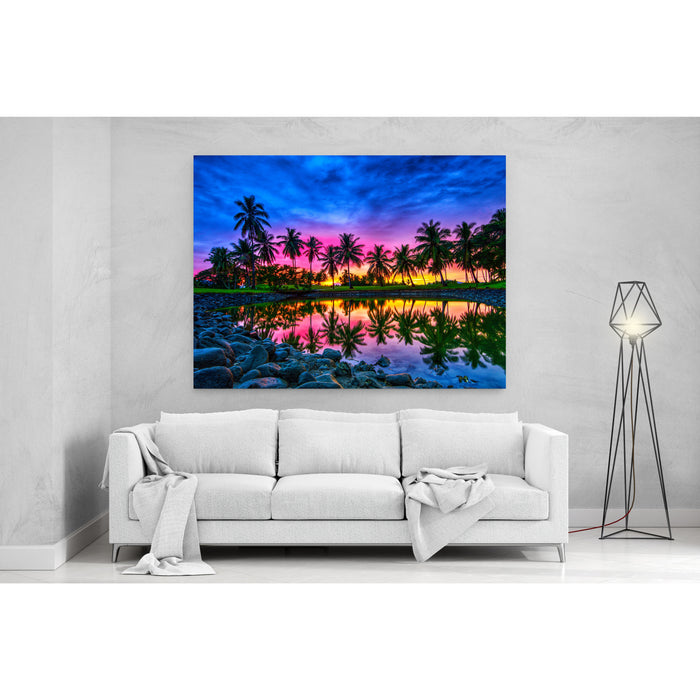 Tropical Paradise Canvas