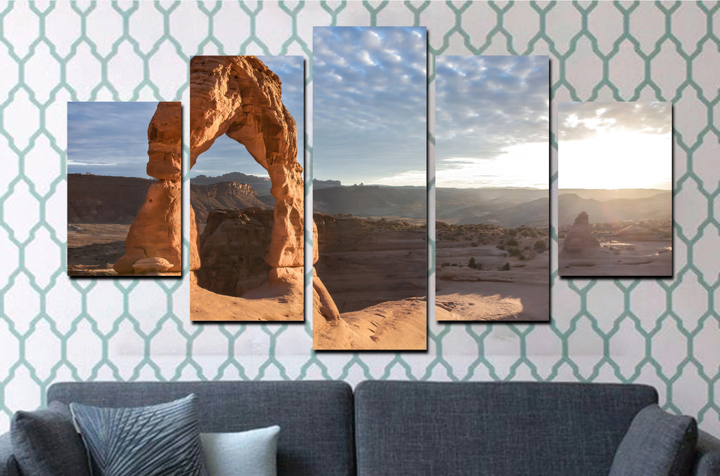 Delicate Arch Canvas