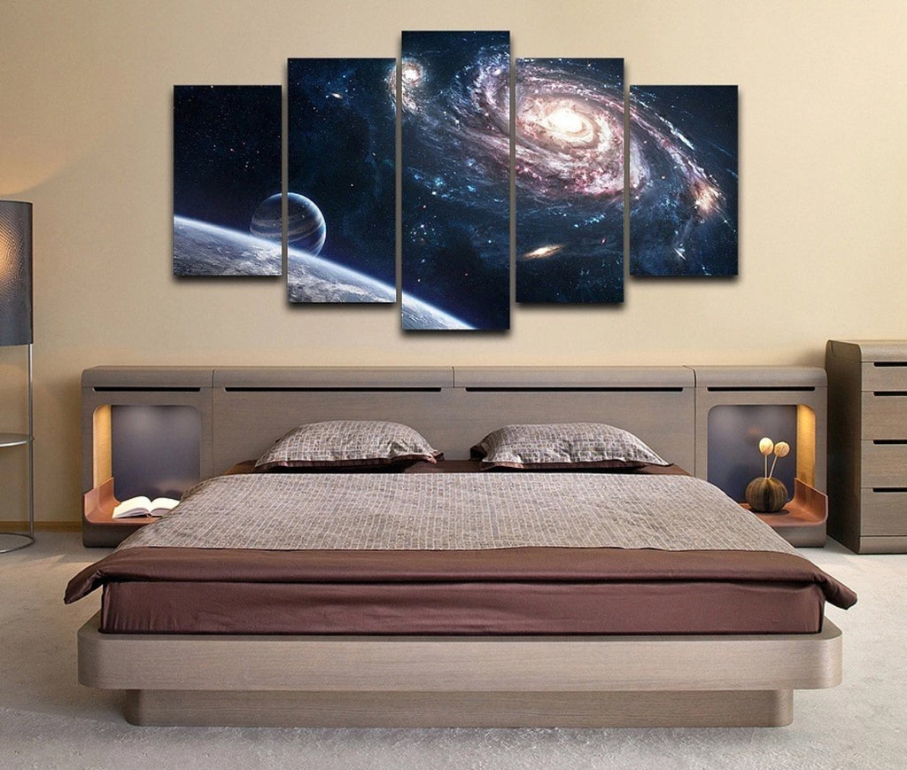 Our Galaxies Canvas
