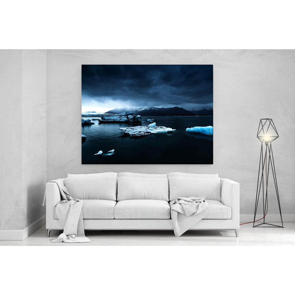 Cold Darkness Canvas