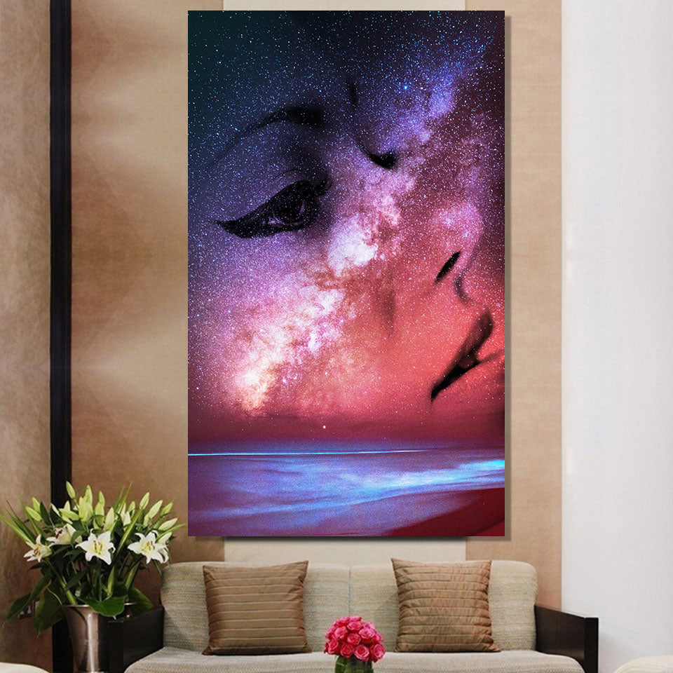 Exotic Sky Canvas
