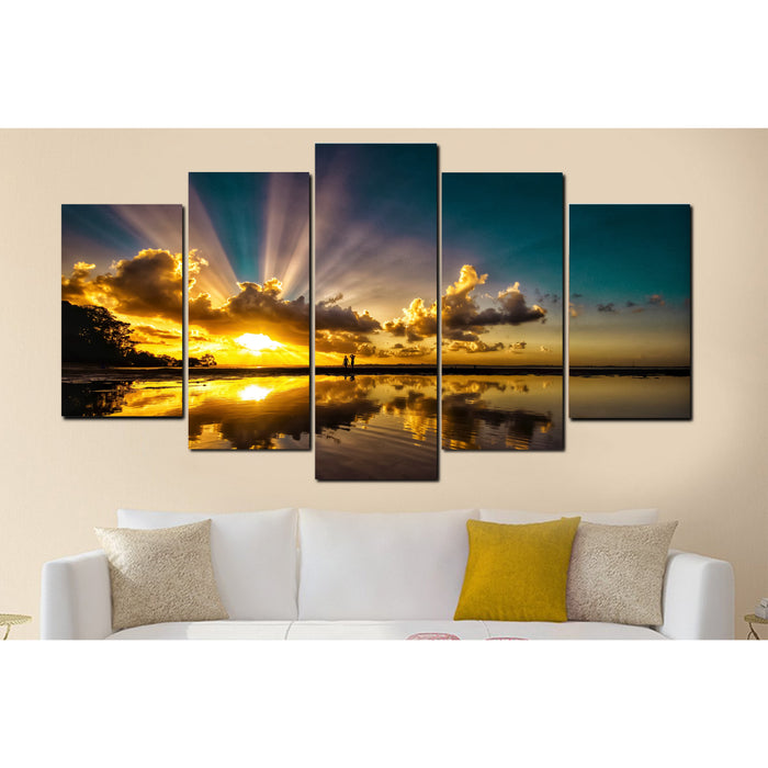 Rays For Days Canvas