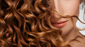 Healthy Hair with Natural Shampoo
