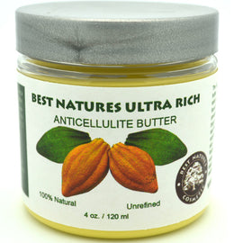 Best Natures Ultra Rich Anticellulite Butter