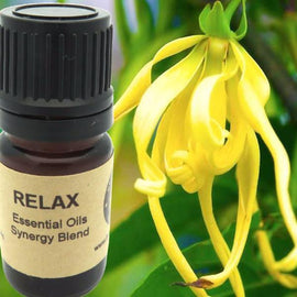 Relax Essential Oils Synergy Blends