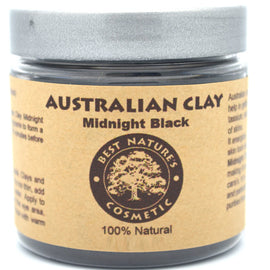 Australian Clay Midnight Black