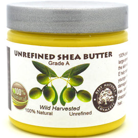 Shea Butter Yellow Unrefined