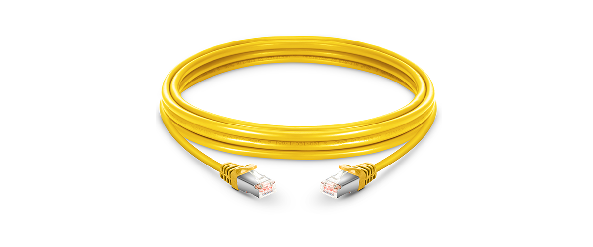 Solo: Sensor cable, yellow
