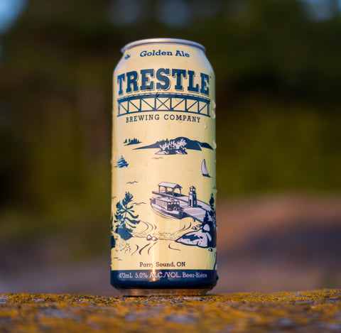 OUR BEER – Trestle Brewing Company