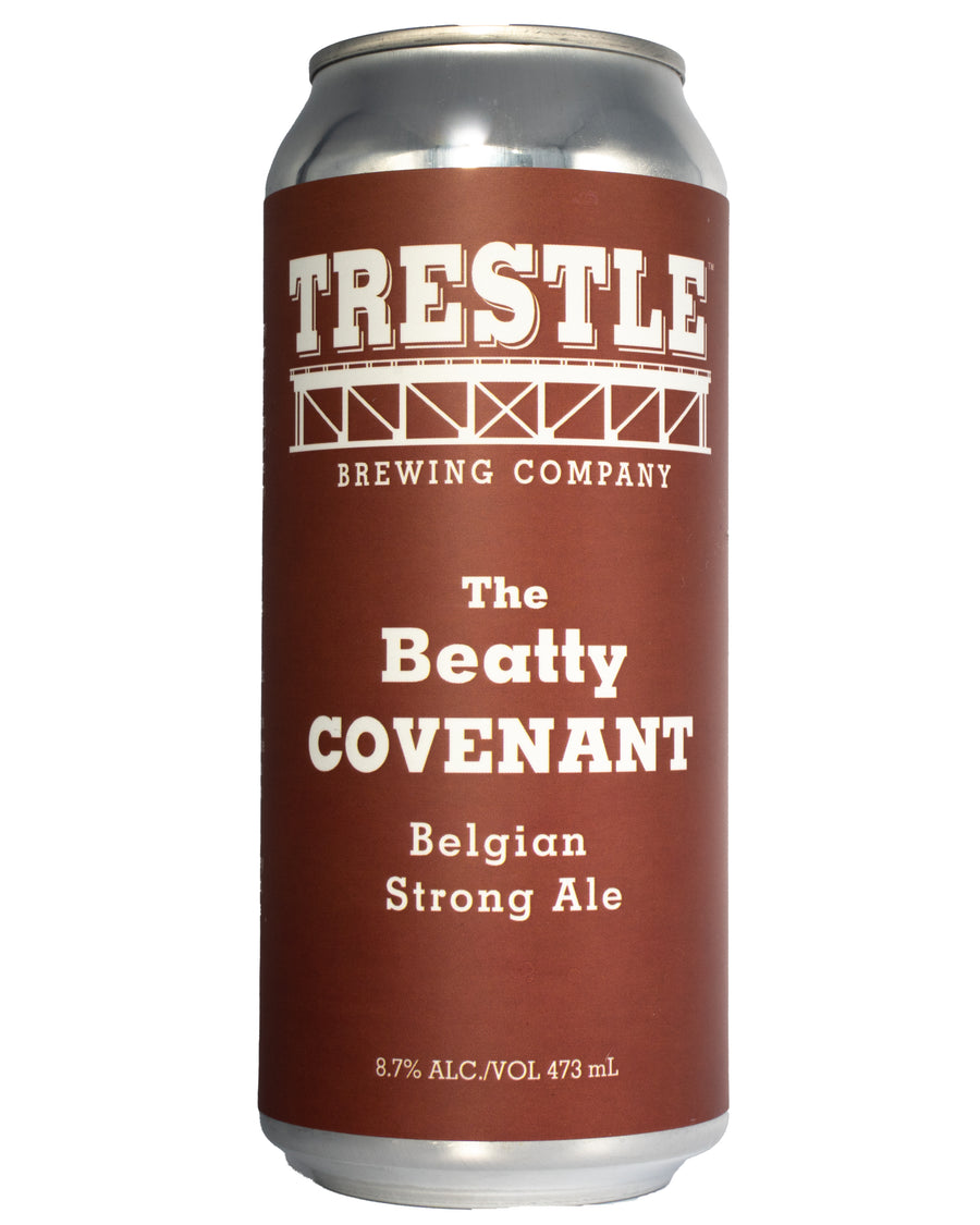 The Beatty Covenant Belgian Strong - Trestle Brewing Company