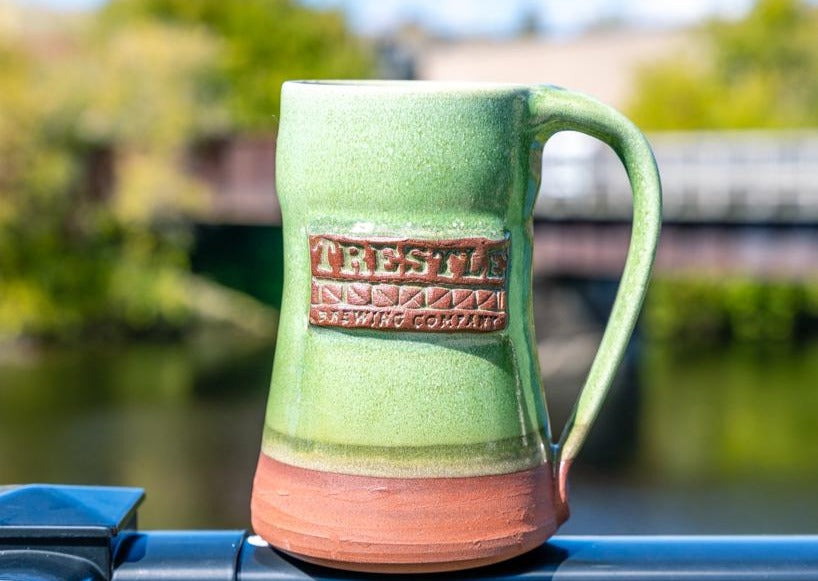 Trestle Pottery Mug - Trestle Brewing Company