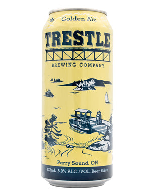 Golden Ale - Trestle Brewing Company