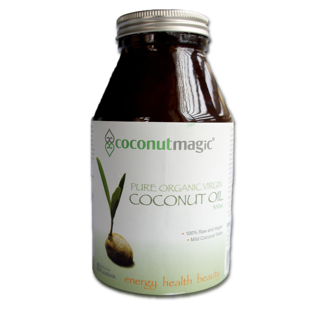 Coconut Magic Organic Virgin Coconut Oil
