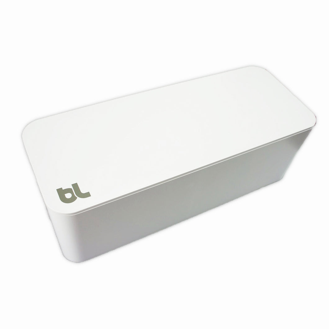 Bluelounge Cablebox (White)