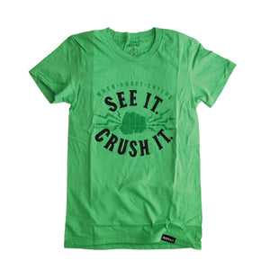 See it Crush it (Green) Female