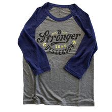 Raglan - Stronger Than Yesterday (UNISEX)
