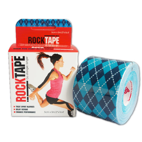 RockTape Garmin Blue (5cmx5m)
