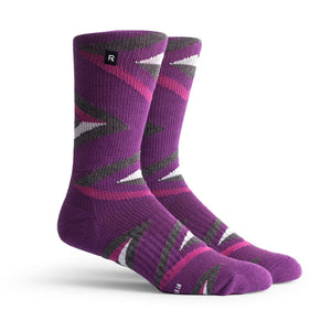 Architect Socks (Purple)