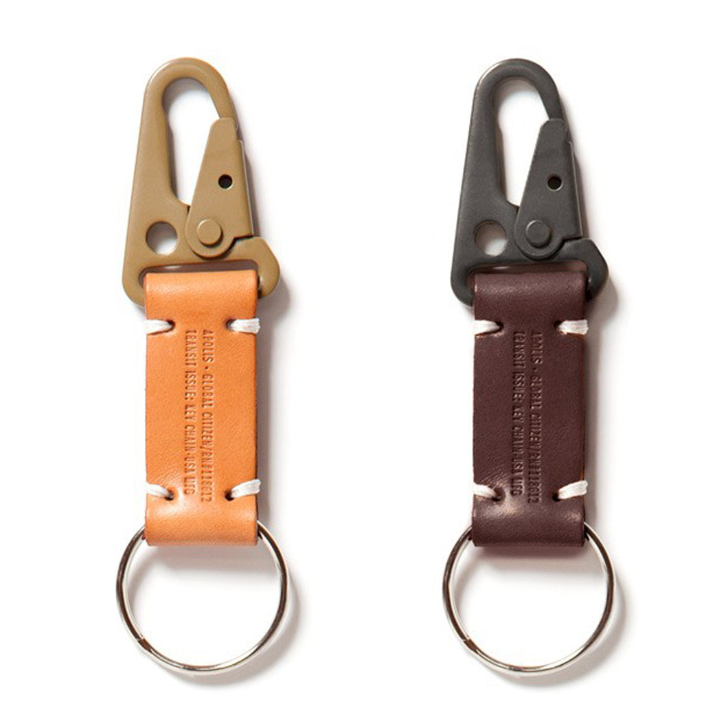 Apolis Transit Issue Key Chain