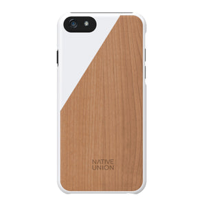 CLIC iPhone 6 Case Cherry Wood White