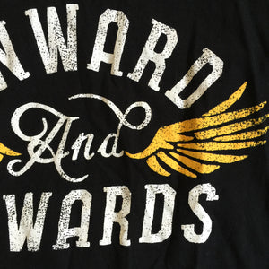 Onward and Upwards (Black)