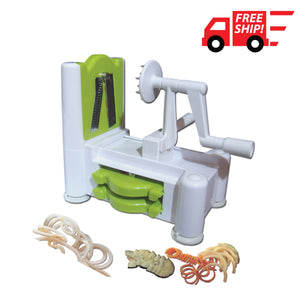 Spiraliser 3-in-1 Turning Slicer