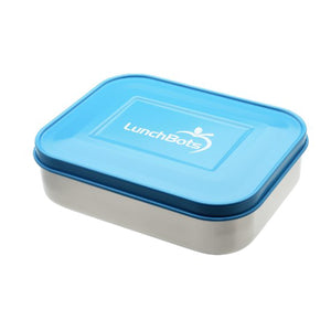 Lunchbots Trio Turquoise