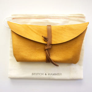 Wrapper Clutch (Yellow)