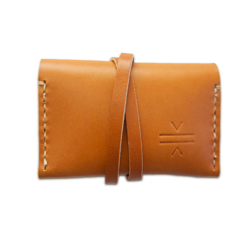 Wrap Card Wallet (TAN)