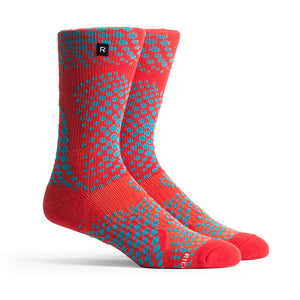 Riptide Athletic Socks (Orange)