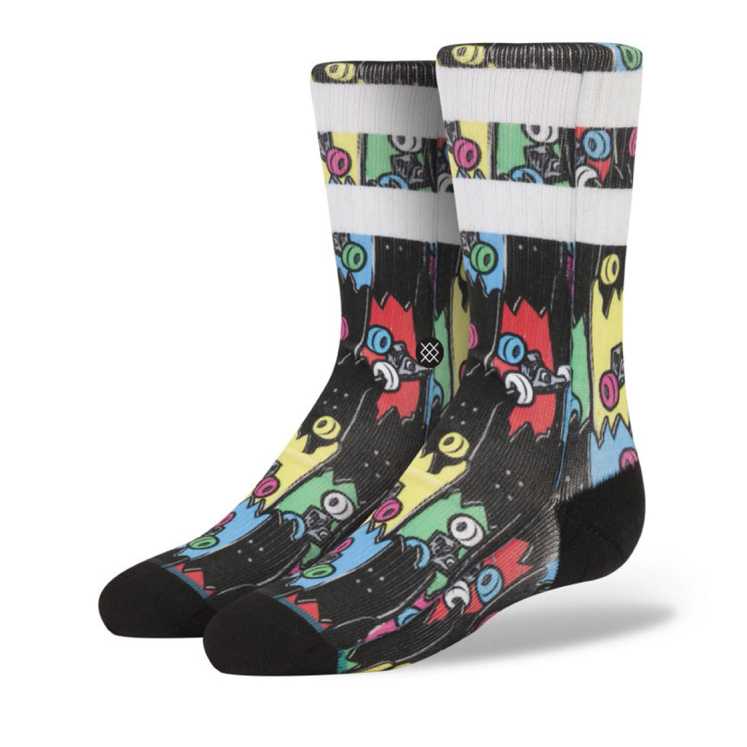 Stance Splinter Crew Socks (Kids)