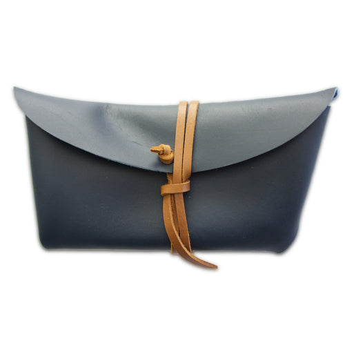 Wrapper Clutch (Blue)