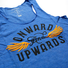 Racerback Tank - Onward and Upwards
