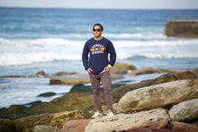 Onward and Upwards Crew Neck (Navy)