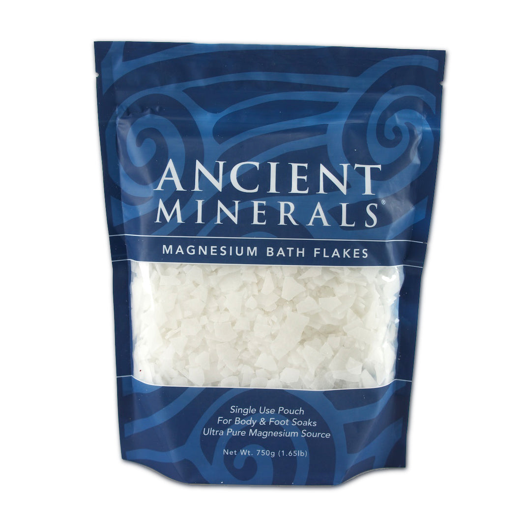 Ancient Minerals Magnesium Bath Flakes (750g)
