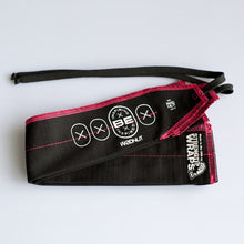 Strength wraps (Black/Pink)