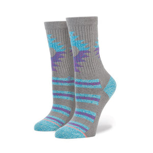 Stance Blue Girl Socks