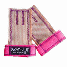 Pull up Grips (Pink/Purple)