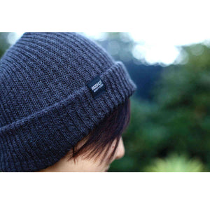 Slouchy Beanie (Charcoal)