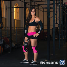 Rehband Knee Sleeves 7751W (Women) - Pink