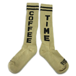 Socks Coffee Time (Brown)