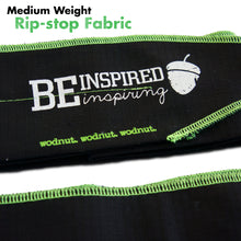 Strength wraps (Black/Lime Green)