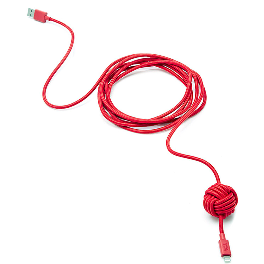 Night Cable (Red) - iPhone Cable