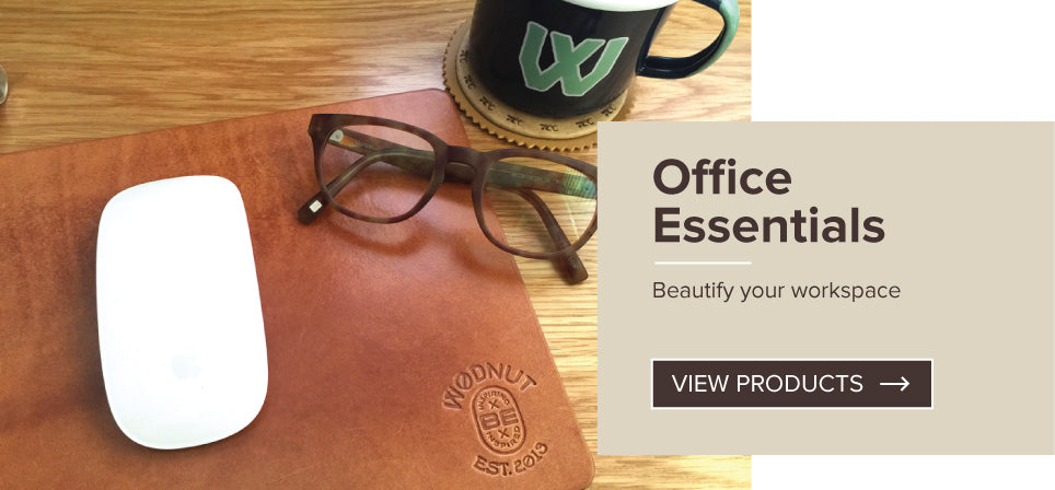Christmas Gift Guide Office Essentials | Wodnut