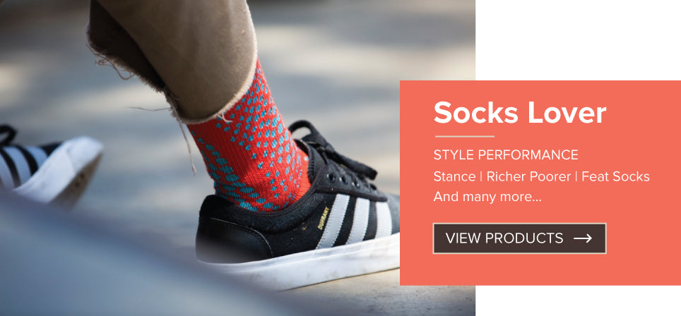 Gift Guide | Sock Game | Wodnut