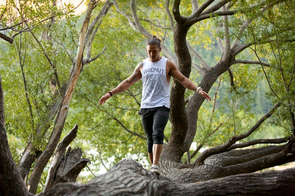 Creative Goods For Active Freaks Triblend Tee | Wodnut