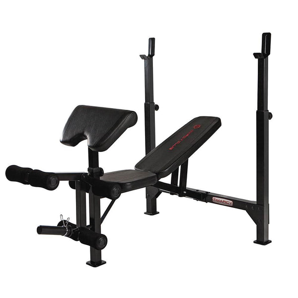 Marcy Club Olympic Weight Bench