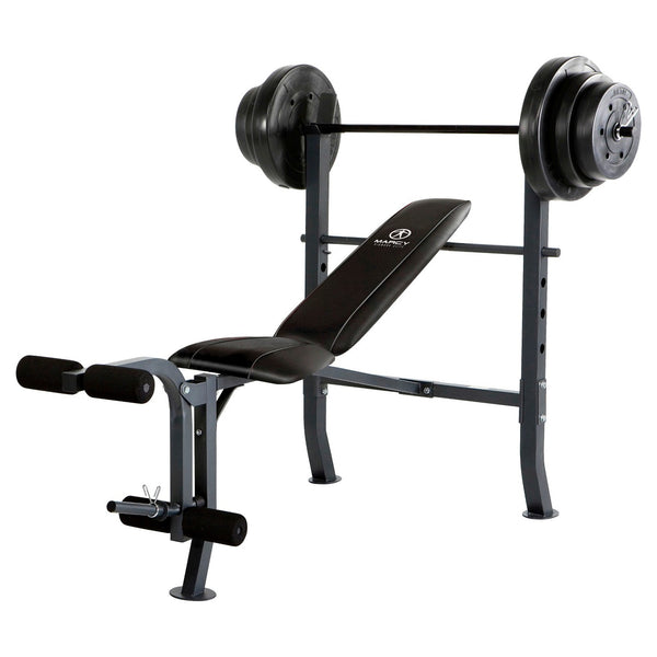 Marcy Weight Bench